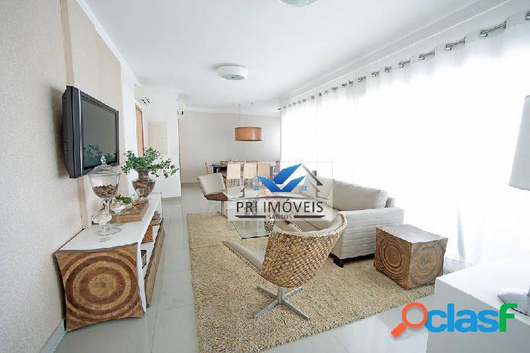 Apartamento à venda, 125 m² por R$ 840.000,00 - Ponta da Praia - Santos/SP 3
