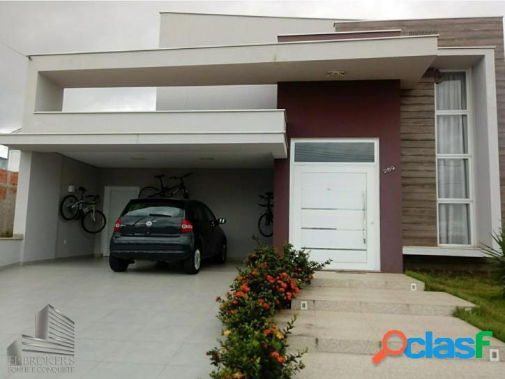 Casa térrea condomínio ibiti reserva sorocaba