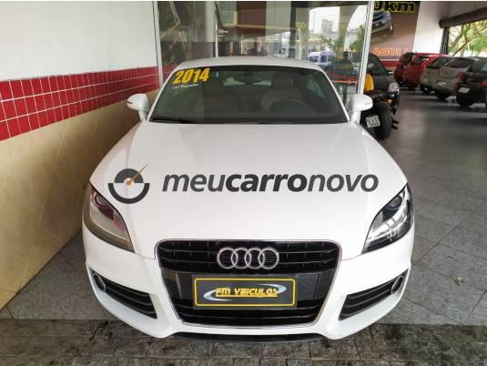 Audi tt s 2.0 tfsi coupê 16v 2p s-tronic 2014/2014