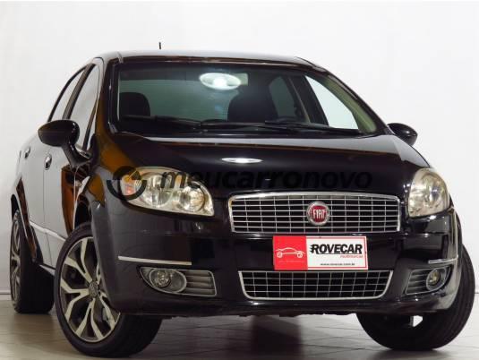 Fiat linea essence 1.8 flex 16v 4p 2012/2013