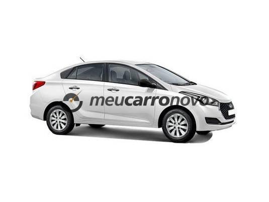 Hyundai hb20s comfort plus 1.0 tb flex 12v mec. 2019/2019
