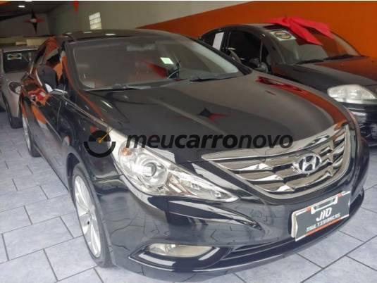 Hyundai sonata 2.4 16v 182cv 4p aut. 2010/2011