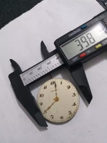 Longines maquina relogio bolso raridade promocao r$149