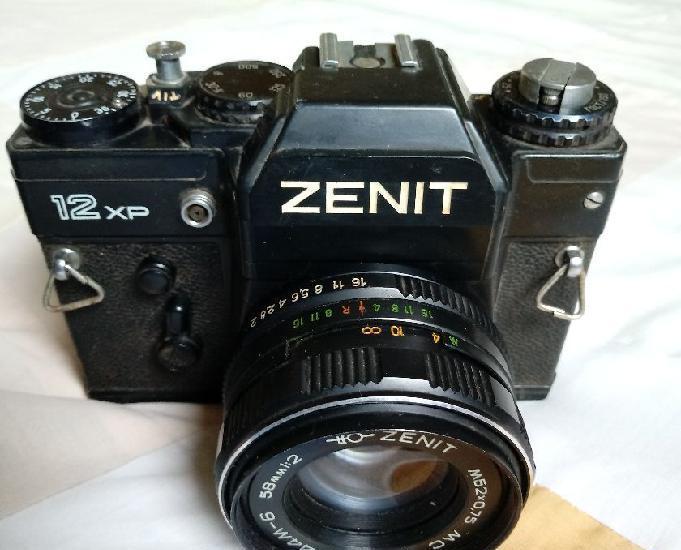Máquina fotográfica zenit 12xp