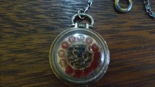 Relógio de bolso antigo wilson