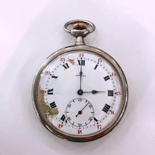 Relógio de bolso omega original antigo