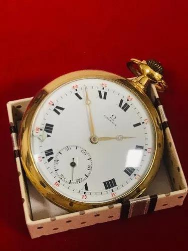 Relógio de bolso ômega