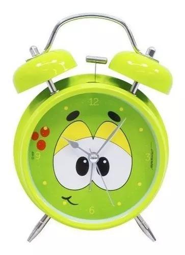 Relógio Despertador Mecânico Horácio - Turma Da Mônica