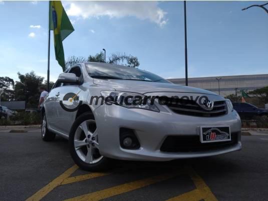 Toyota corolla xei 1.8/1.8 flex 16v aut. 2013/2013