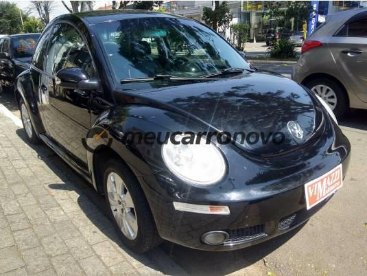 Volkswagen new beetle 2.0 mi mec./aut. 2008/2008