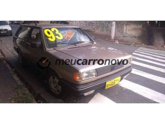 Volkswagen parati gl 1.8 mi/club 1.8 mi 2p e 4p 1992/1993