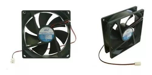 2pç cooler ventilador purificad/bebed latina 12v 92x92x24mm