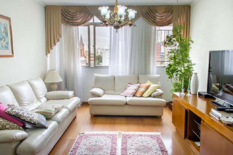 Apartamento com 3 quartos à venda, 109 m² por r$ 930.000