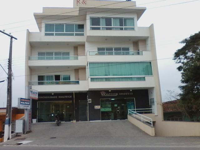 Apartamento no centro de penha / sc