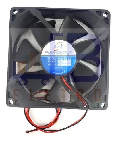Cooler ventilador fan 12v 92x92x25mm bebedouro purificador