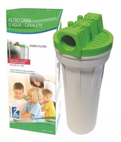 Filtro para caixa dágua - pentair / hidro filtros ¾ - eco