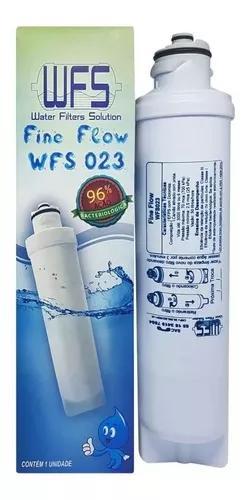 Filtro refil fine flow wfs023 electrolux pe11 pe11x pe11b