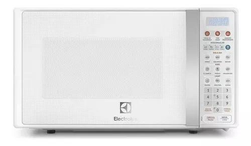 Forno de micro-ondas electrolux mto30 - 20l - branco