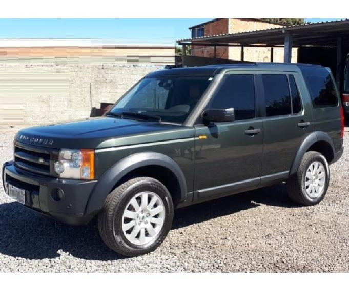 Land rover discovery 3 2.7 24v hse diesel= particular