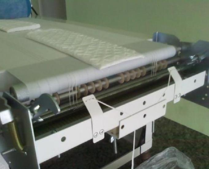Máquinas de fraldas baby jú do brasil - entrega