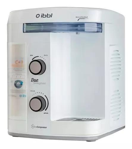 Purificador de água ibbl due immaginare branco 110v