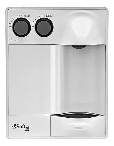 Purificador água refrigerado por compressor soft slim