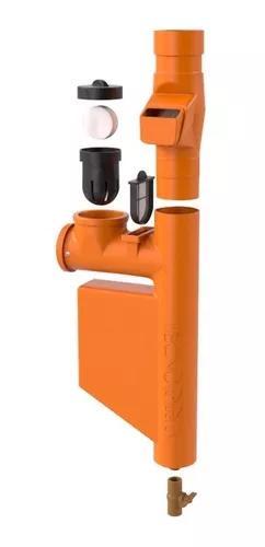 Smart filtro coleta agua da chuva com clorador tecnotri