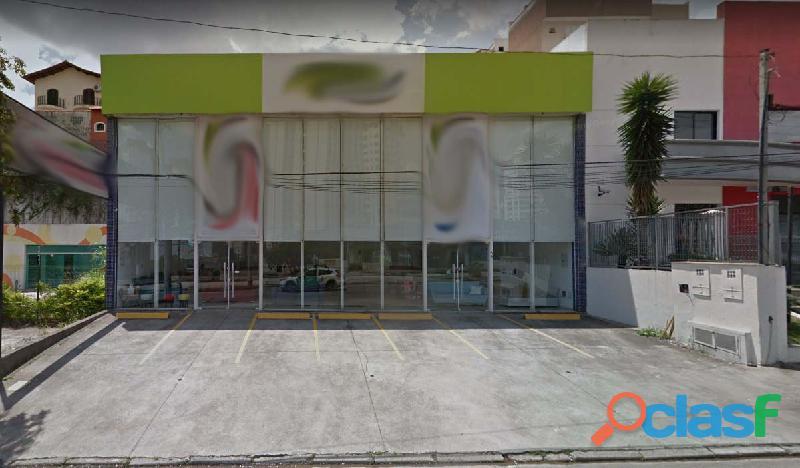 Prédio Comercial 294 m² na Av. Pereira Barreto   Santo André.