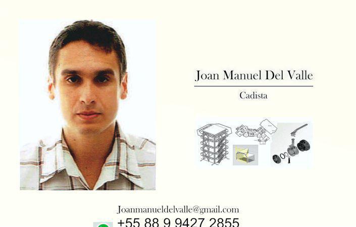 Desenhista projetista AutoCAD e Solidworks R$10 Hora