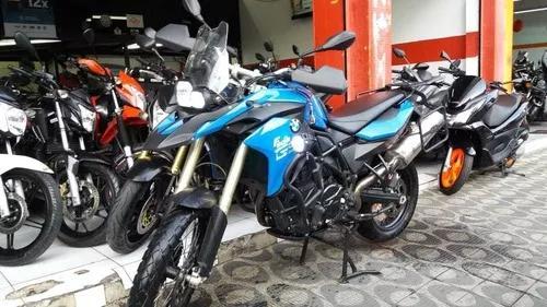 Bmw f800 gs ano 2014 nova shadai motos