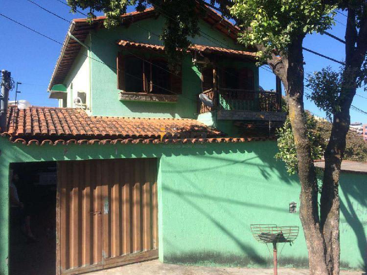 Casa, Floramar, 4 Quartos, 4 Vagas, 1 Suíte