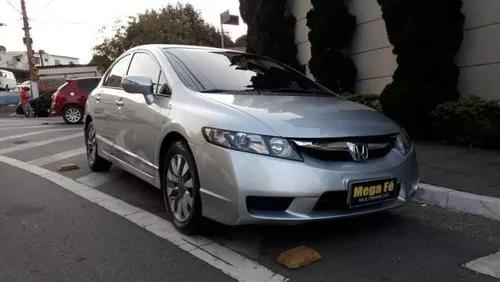 Honda civic new civic lxl 1.8 16v i-vtec (flex)