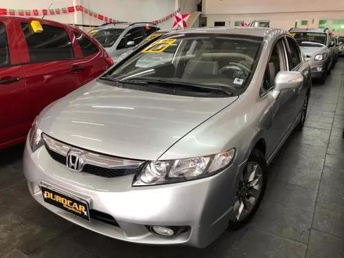 Honda civic new civic lxs 1.8 16v (flex)