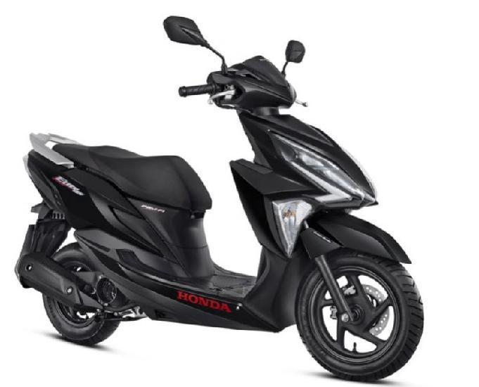 Honda elite 125 com apenas 1900 km, super econômica
