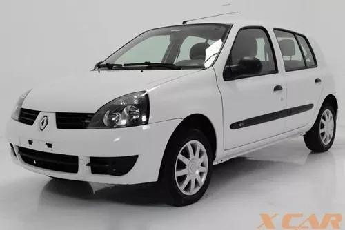Renault clio 1.0 16v flex 4p manual