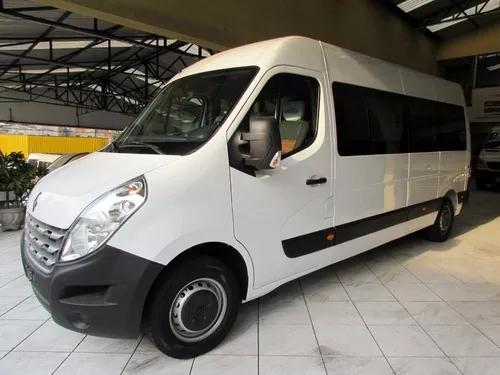 Renault master executiva transformada pr