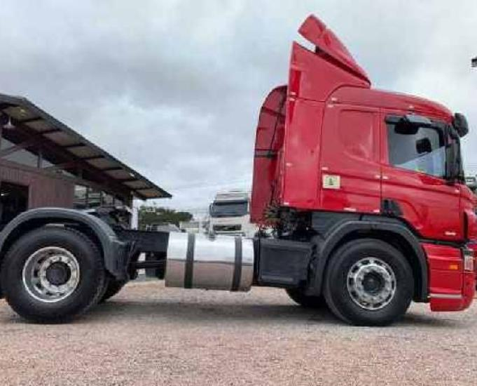 Scania p-340 a 4x2 - 2012