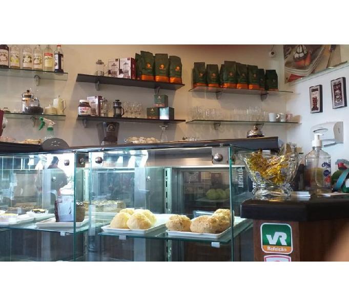 Vendo Cafeteria no Centro