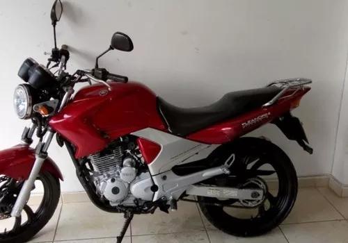 Yamaha ys 250 fazer ano:2006