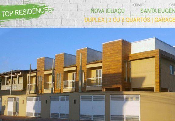 Casas 2 e 3 quartos em nova iguaçu