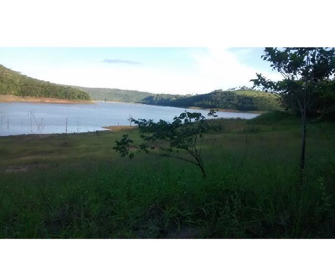 Chácara a venda as margens do lago corumbá, 18 mil m²