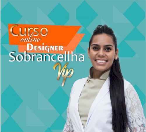 Curso online designer de sobrancelhas vip