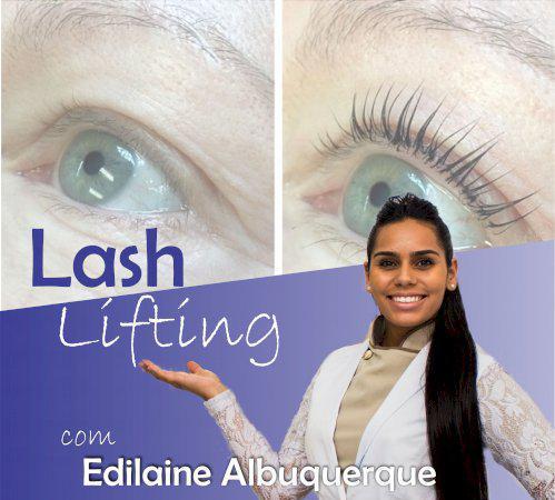 Curso online lash lifting (cílios)