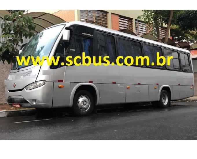 Micro ônibus marcopolo senior 2012 - silvio coelho