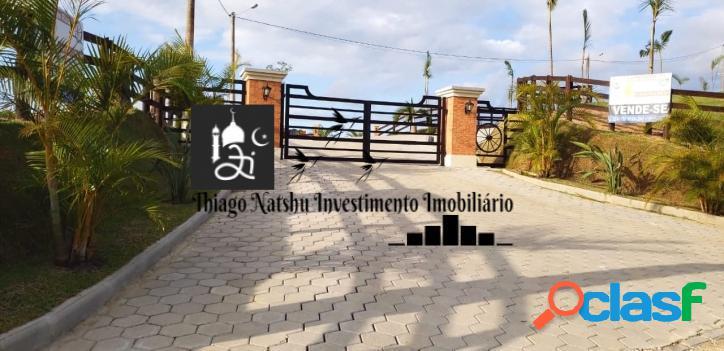 VENDO LOTES COND. RURAL BAIRRO PAPAGAIOS - CIDADE CANELINHA/SC - BRASIL