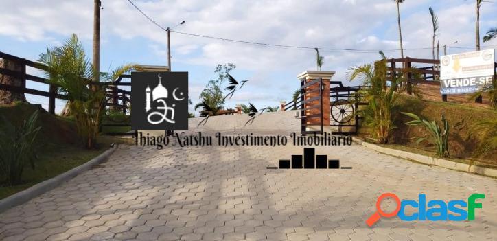 VENDO LOTES COND. RURAL BAIRRO PAPAGAIOS - CIDADE CANELINHA/SC - BRASIL 1
