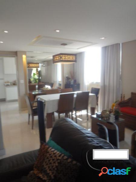 Apartamento de 126 m²/3 Dorms/1 Vaga à Venda na Mooca!!