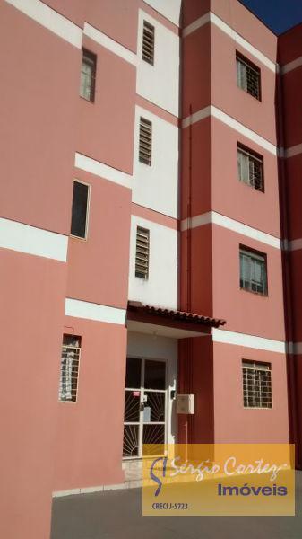 Apartamento com 2 quartos no residencial carlos clementino