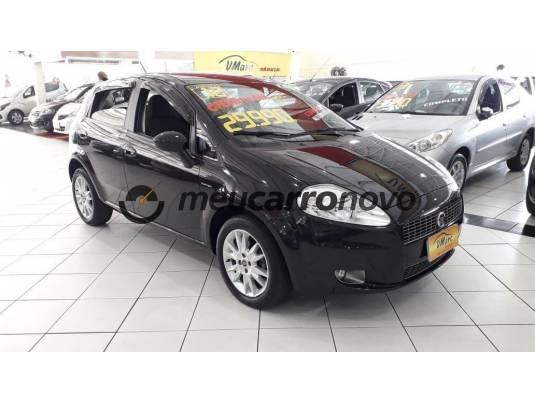 Fiat punto essence dualogic 1.6 flex 16v 5p 2012/2012