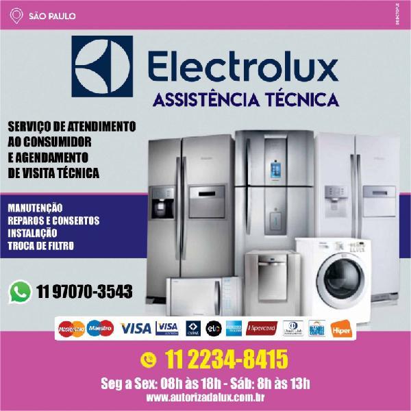 Manutenção fogão electrolux nacional e importado